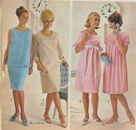 Винтажная обувь в стиле 60е