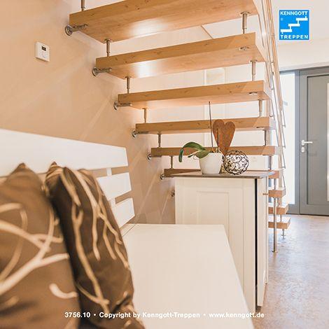 ber ideen zu freitragende treppe auf pinterest granitstufen treppe renovieren und. Black Bedroom Furniture Sets. Home Design Ideas