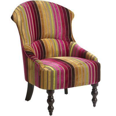 Brylen Armchair - Stripe