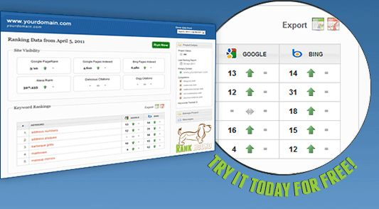 "Google rank checker automatically tracks and reports on your search engine rankings for the keywords that are most important to your website. <a href=""http://www.rankhound.com/"">http://www.rankhound.com/</a>  #RankHound"