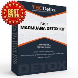 Fast THC Marijuana Detox Kit - Pass Drug Test in 1 day