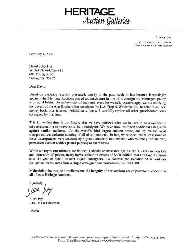 House Offer Letter Template