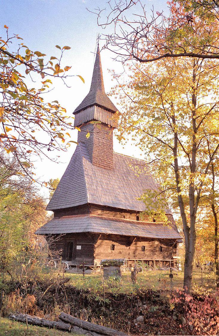 Biserica de lemn din Sârbi Josani