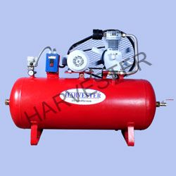 We manufacture a high quality of Air Compressor Single Stage 2 Hp   as per the customer requirements