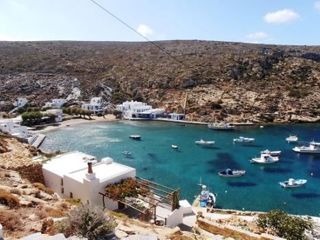 Cheronissos, Sifnos, Cyclades, Greece.