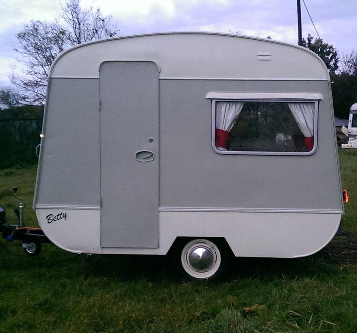 Unique GoPodscouk Micro Tourer Caravan  Small Caravan