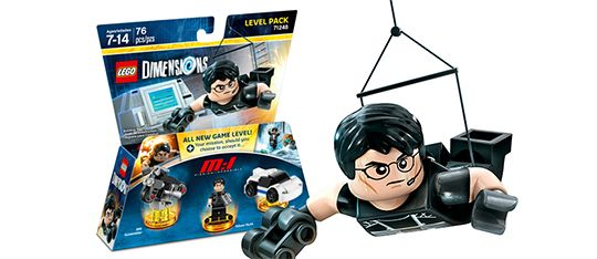LEGO Dimensions: Mission Impossible PS4 Game Review