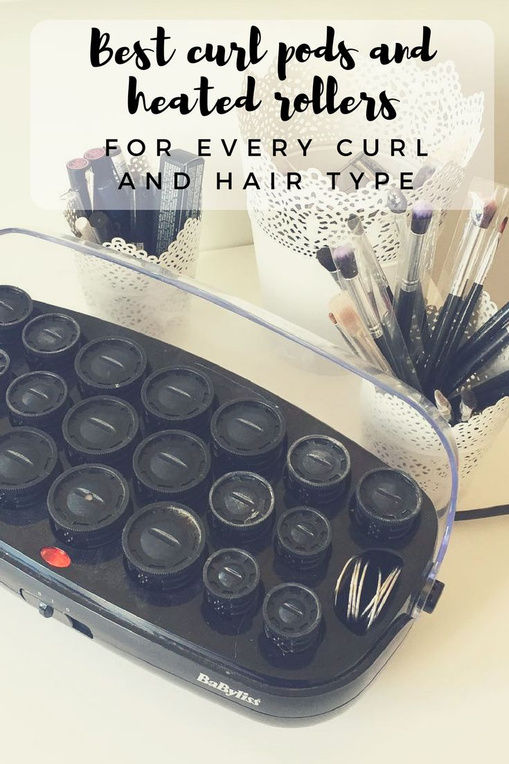 The Best Curl Pods And Heated Rollers For Every Hair Type