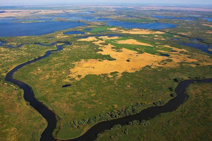 danube delta black sea Romania eastern europe