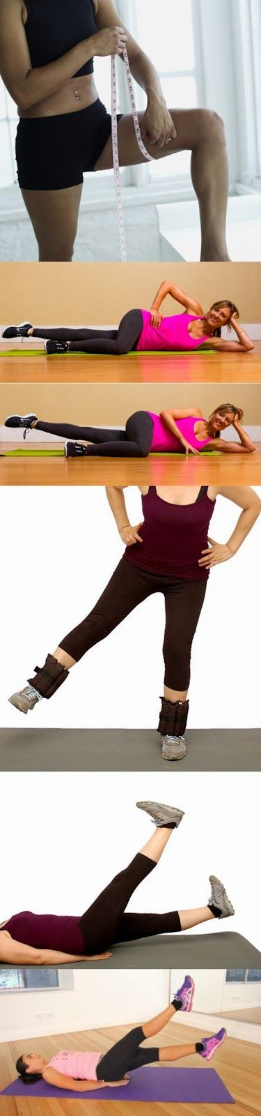 How to Get Rid of Inner Thigh Fat without going to Gym - 3 Simple Exercises | Tips Zone