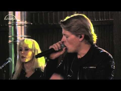 UTOPIA (NL) 2015 | Thomas Berge - Kon ik maar even bij je zijn | Optrede...