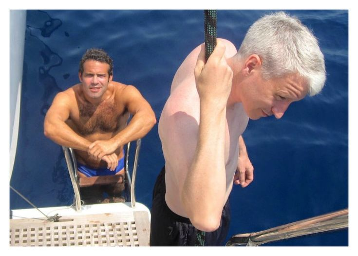 Andy Cohen's #TBT Makes Us Crave Summer