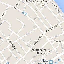Mapa de Sevilla - Web oficial de turismo de Andalucía