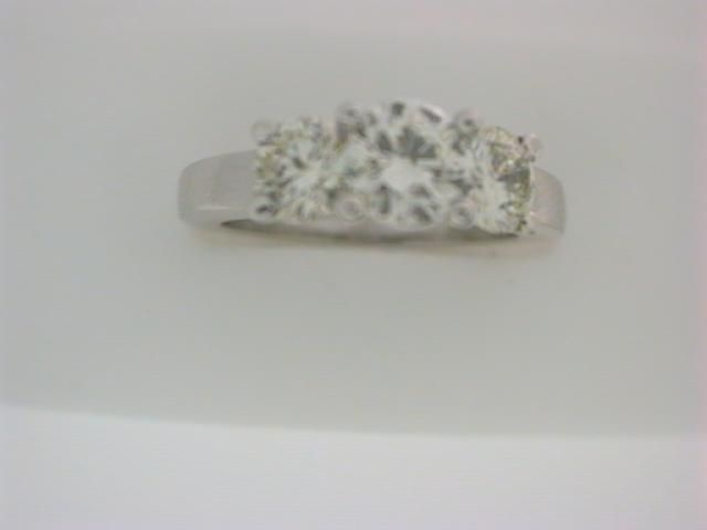 14K W DIA PPF RING, 1.52 TDW, SIZE 6.75 | Diamond Engagement Rings from Griner Jewlery Co. | Moultrie, GA