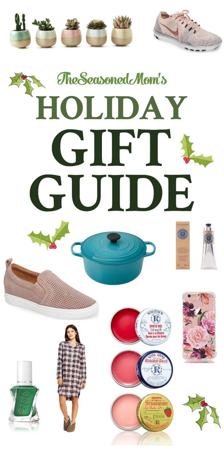 The Ultimate Holiday Gift Guide has something for everyone on your list! Christmas Gifts | Holiday Gifts | Presents #shopping #Christmas #gifts