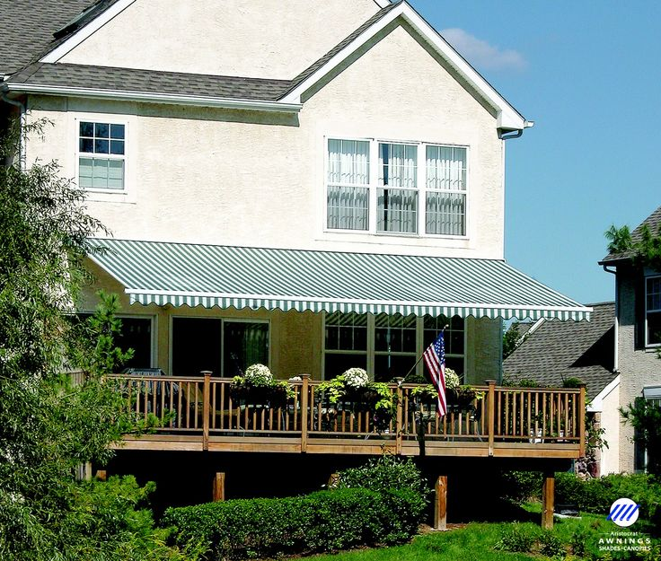Retractable Deck Awning Ahoffmanawning