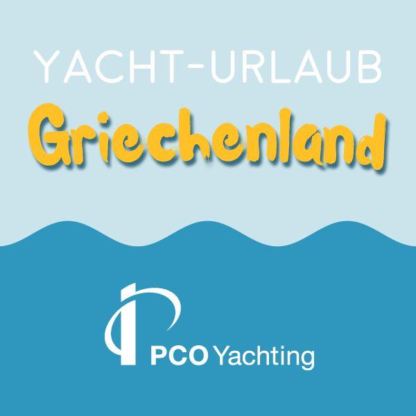 Griechenland: Atemberaubende Kulisse zum Segeln #pcoyachting #Yacht #Urlaub