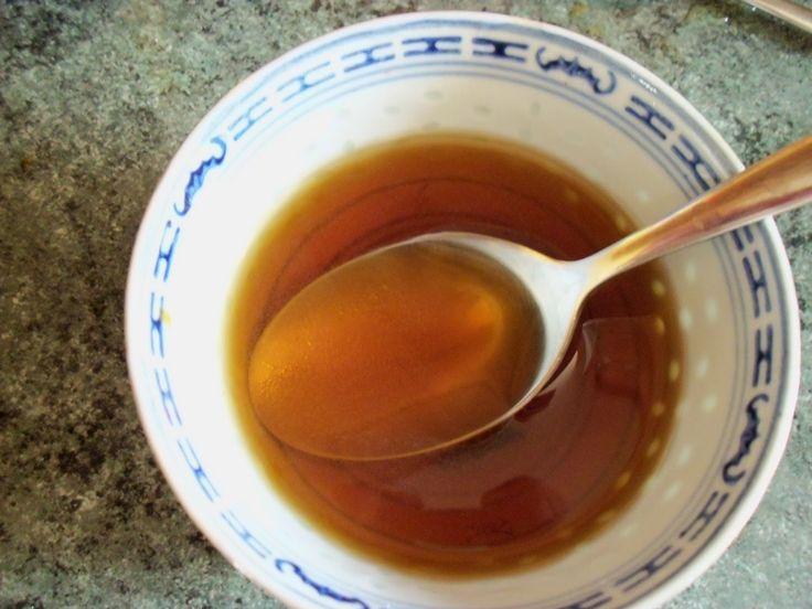 Le wok végétarien: Nuoc mam végétarien...