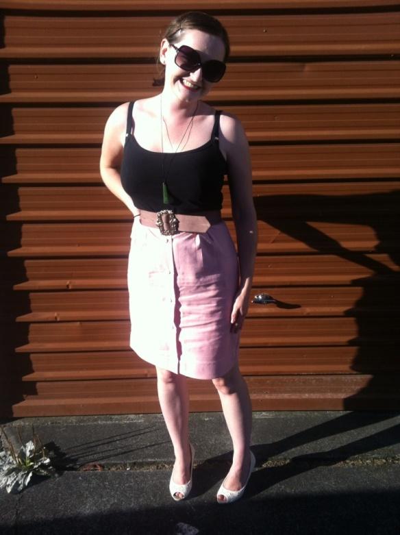 Candyfloss Pink Skirt