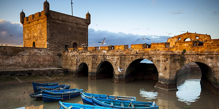 Morocco organised trips - One day trip from Marrakech to Essaouira