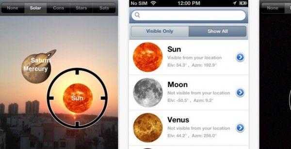 #StarandPlanetFinder, las #constelaciones y la #RealidadAumentada, en #iOS