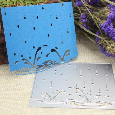 Flower Metal Cutting Dies Stencils DIY Scrapbooking Album Paper Card Craft A - Walmart.com