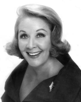 Vivian Vance. She looks a little like Michael Learned. (Olivia Walton)