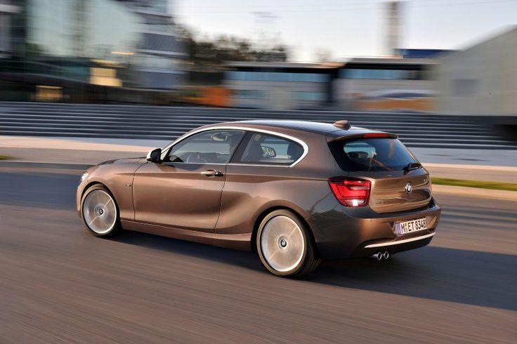 BMW 1er:  : Nach fulminanten Verkäufen im März hält das bayerische...