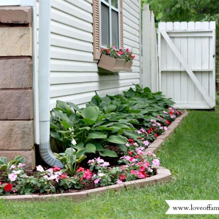 22 Tree Shade Landscaping Ideas For Your Yards: 17 Best Ideas About Side Garden On Pinterest