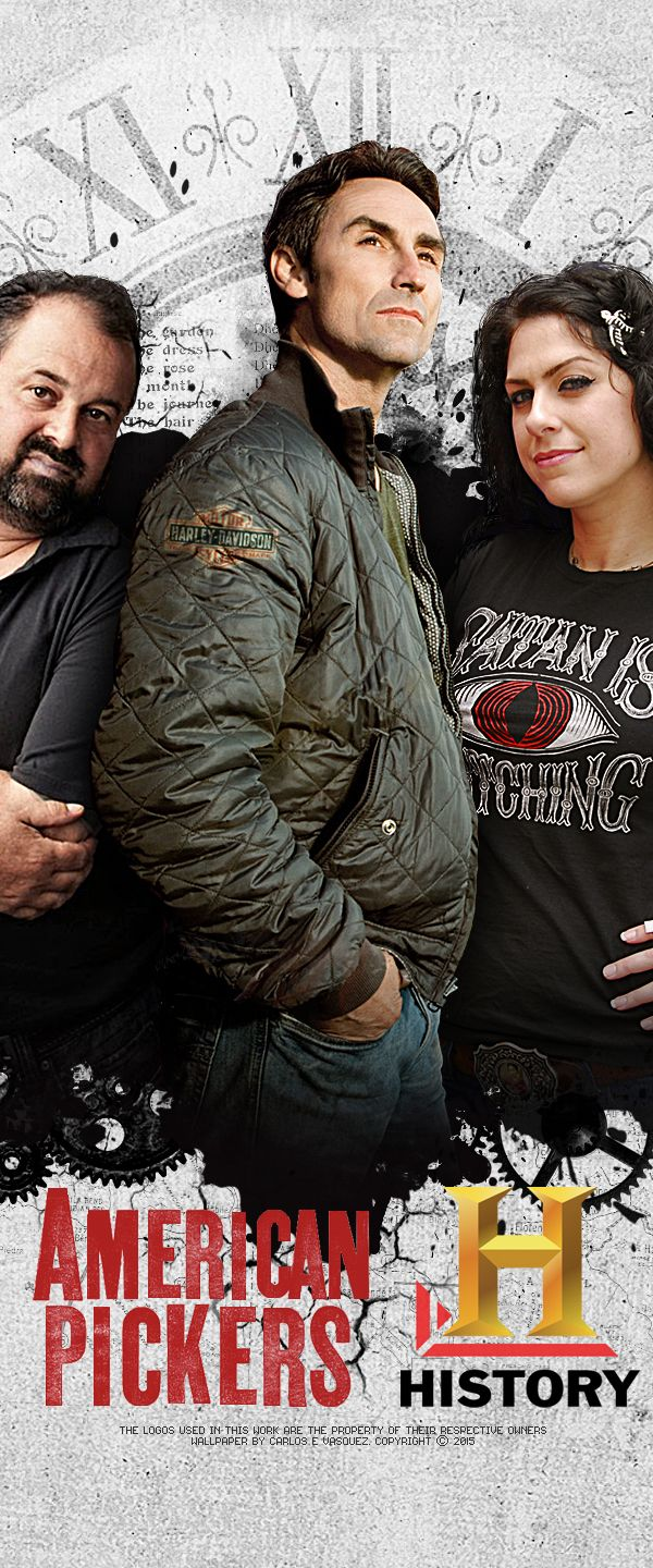American Pickers (Wallpaper)