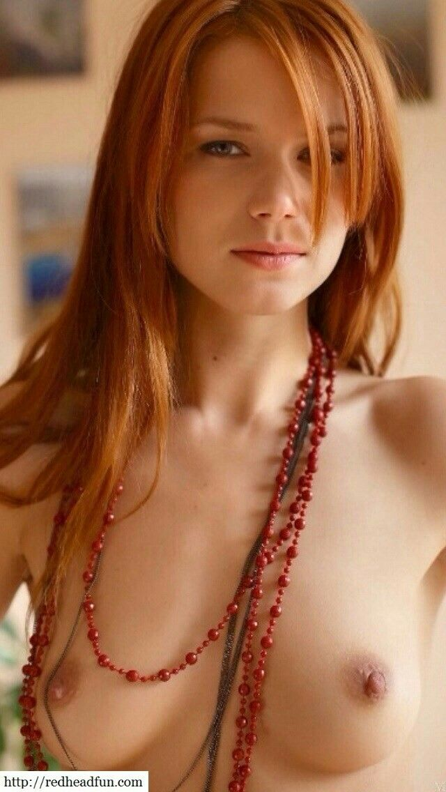 Teen ginger naked — pic 13