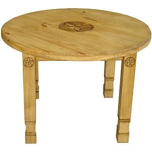 This Very Affordable Round Rustic Bistro Table Works Well In A Breakfast  Nook Or On A Covered Patio For Dining Al Fresco.
