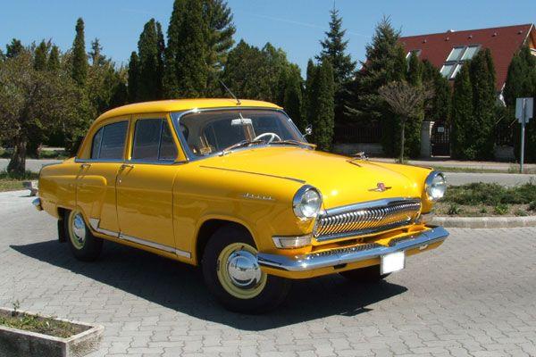 yellow volga m21 volga gaz 21 pinterest cars. Black Bedroom Furniture Sets. Home Design Ideas