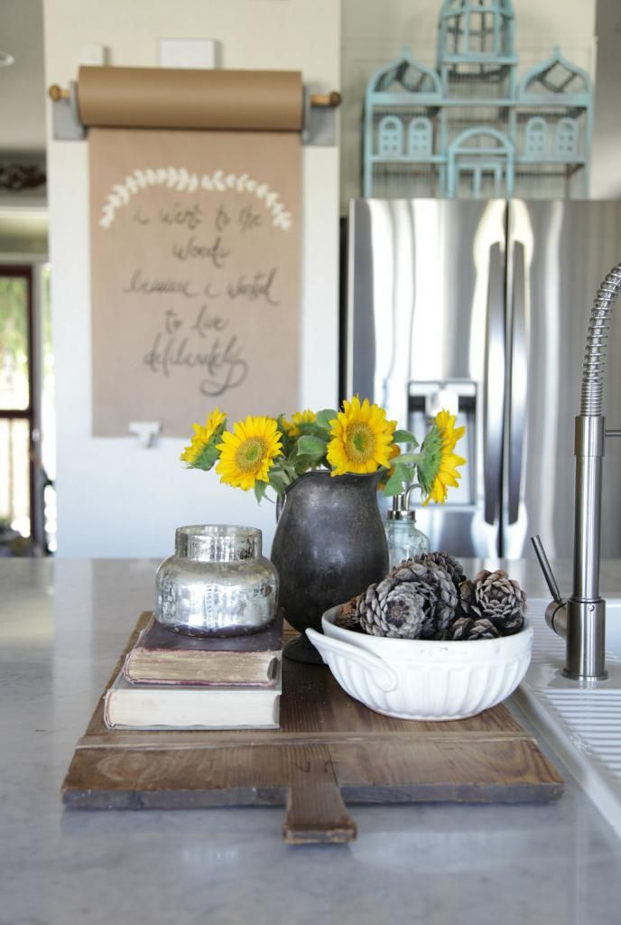 Fall Decorating Ideas {Finding Fall Home Tour}   Jeanne Oliver