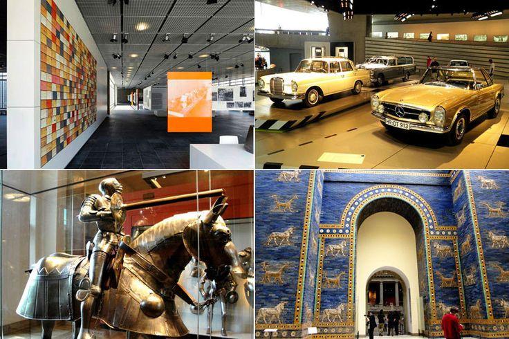 Tripadvisor: Die beliebtesten Museen in Deutschland und Europa