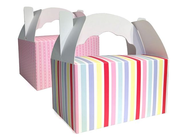 Party snack boxes - inviteme