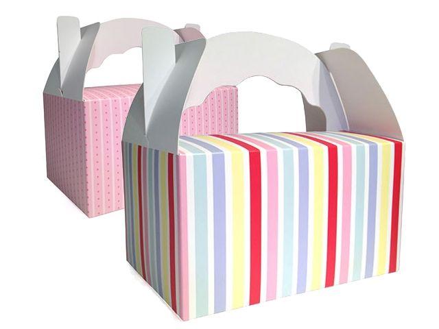 Party snack boxes - inviteme