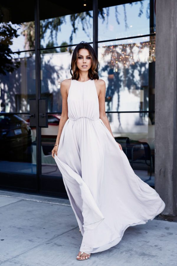 Dvf maxi dress kelly bensimon net