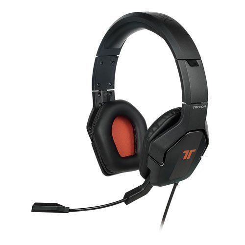 Tritton Trigger Stereo Headset for Xbox 360 (728658030728) Offically licensed XBox 360 headset In-line Audio Controller with Breakaway Analog Audio Adapter Wired Headset Flexible foldable microphone