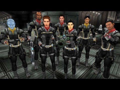 Star Trek: Voyager - Friends Intro - YouTube