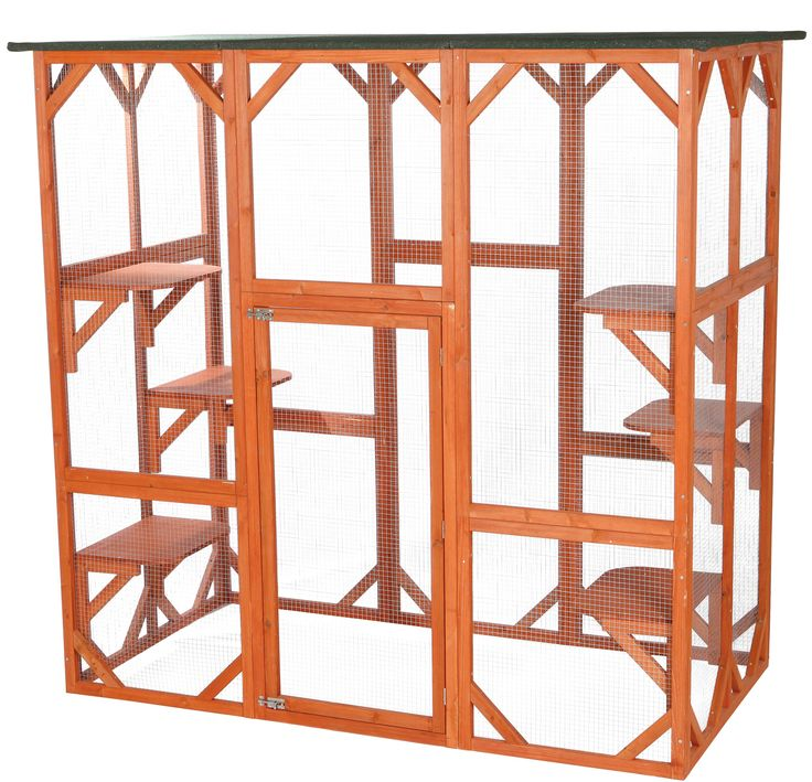 25 Best Ideas About Cat Cages On Pinterest Outdoor Cat