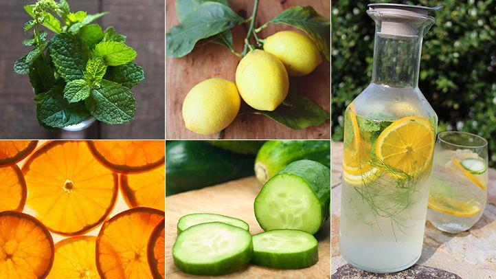 Make a zero-calorie mixer for summer drinks! #summertime #healthyrecipes | everydayhealth.com