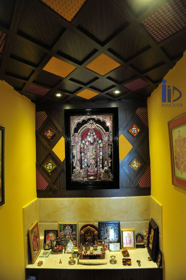 Prayer room ideas pictures remodel and decor - 7 Stunning Pooja Room Decorations