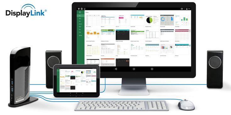 DisplayLink Desktop : transformer son smartphone en ordinateur avec une carte graphique USB - http://www.frandroid.com/applications/285657_displaylink-desktop-transformer-smartphone-ordinateur-carte-graphique-usb  #ApplicationsAndroid