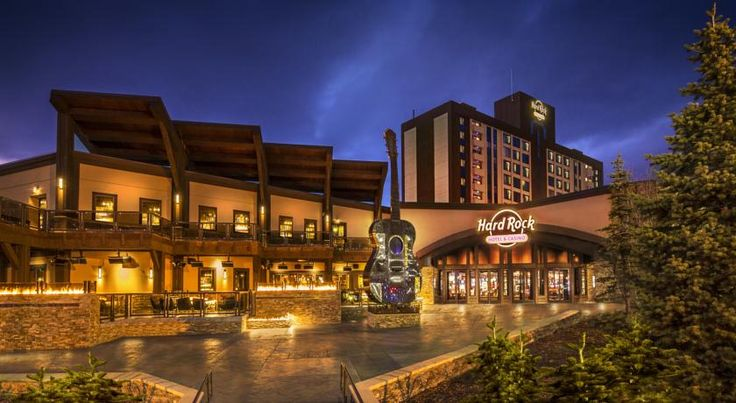 Hard Rock Hotel & Casino - Lake Tahoe