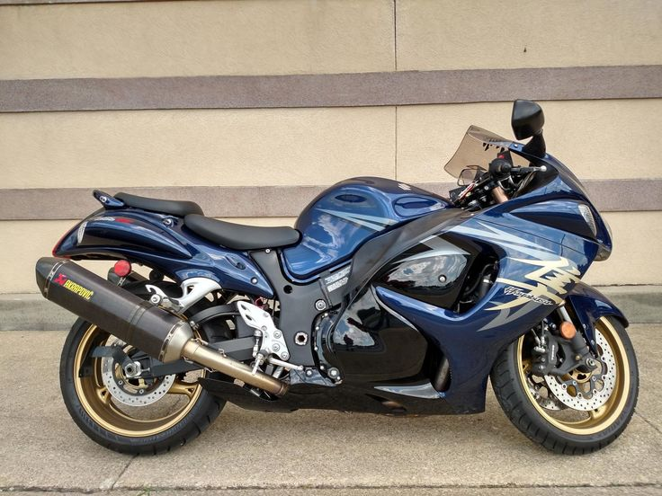 2008 Suzuki GSX1300R HAYABUSA for sale in Westerville, OH | Pony Powersports (877) 315-2453