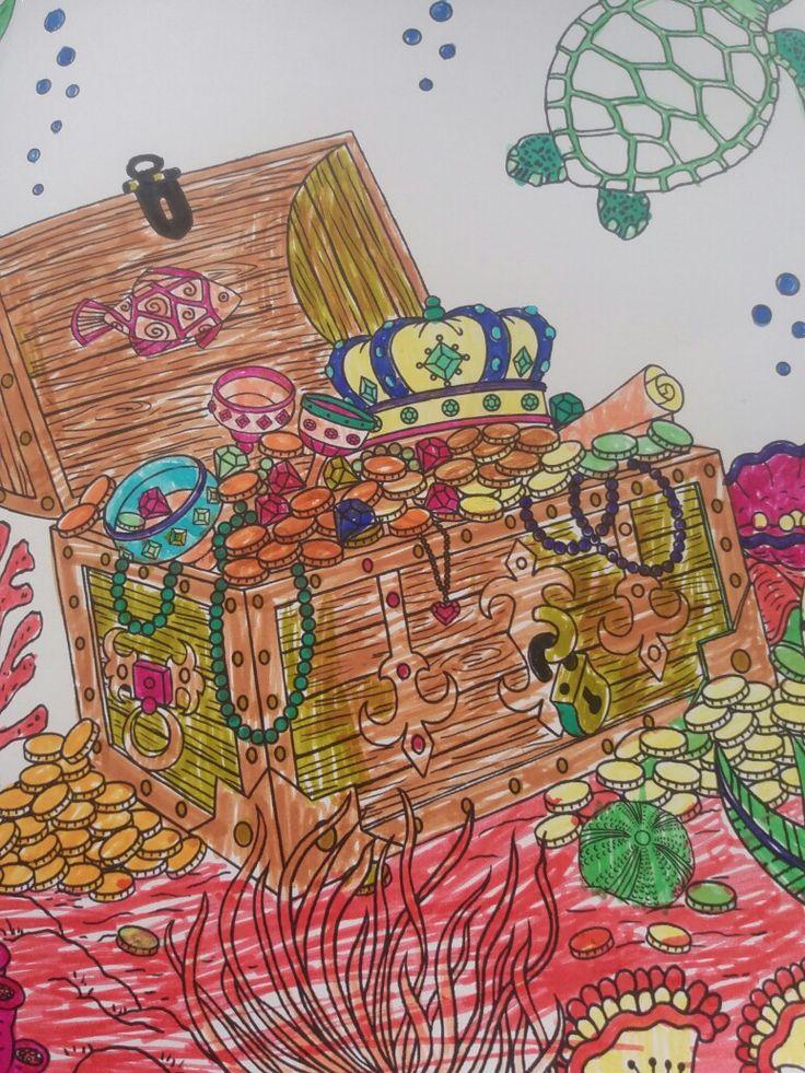 Раскраска АнтиСтрес или Что делать когда скучно?