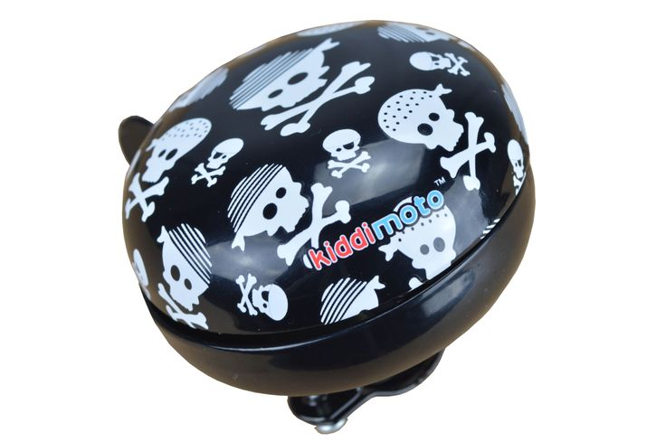 Introducing the Kiddimoto bell range. The Skullz bicycle bell is a great addition to any balance bike or bicycle. prices start from £5.99 !!!