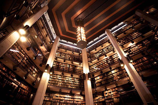 Biblioteca de Livros Raros Thomas Fisher – Toronto, Canadá - Foto: Andrew Louis