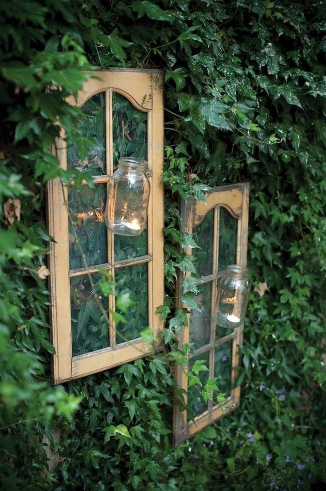 71 best Alte Fenster images on Pinterest | Garden art, Decks and ...